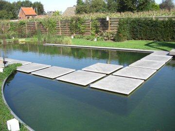 Zenkoi vijveraanleg zwemvijveraanleg polyesterwerken for Zwemvijver benodigdheden